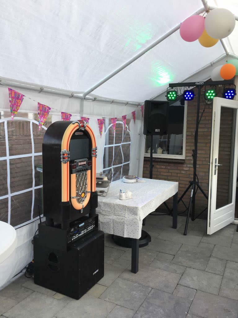 Feestjukebox